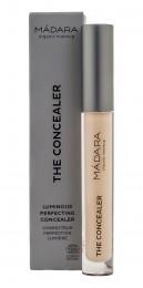 Течен коректор The Concealer - 4 мл, Madara,  1 бр,  1 бр,  1 бр,  1 бр