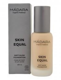 Течен фон дьо тен Skin Equal с SPF15 - 30 мл, Madara,  1 бр,  1 бр,  1 бр,  1 бр,  1 бр,  1 бр