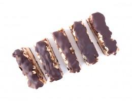 Хрупкав шоколадов десерт с фъстъци, Сладкарски цех Зоя,   г