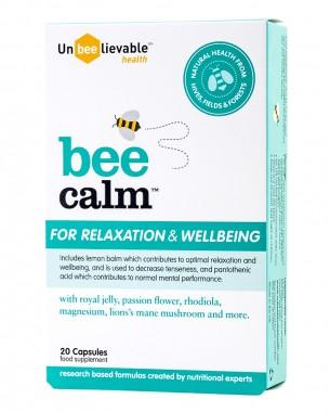 Формула с пчелно млечице Relaxation & Wellbeing - 20 капсули
