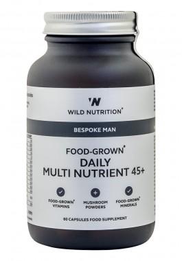 Ежедневни мултивитамини и минерали за мъже 45+ - 60 капсули