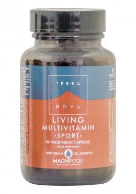 Мултивитаминен комплекс Спорт - 50 капсули