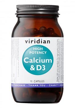 Калций и витамин D3 - 90 капсули