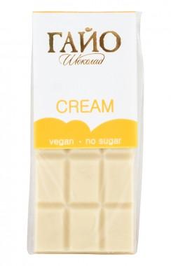 Бял веган шоколад без захар - 40 г