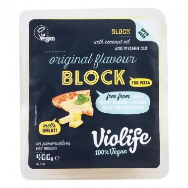 Безмлечен блок за пица Виолайф - Original - 400 г