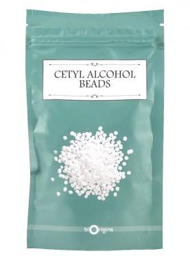 Цетилов алкохол на гранули (козметичен восък) - 100 г