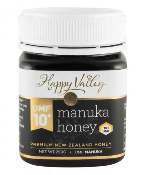 Мед от манука UMF10+ - 250 г, Happy Valley,  250 г
