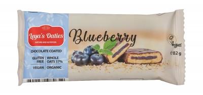 Десерт Овесени ядки и боровинки - био - 82 г