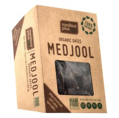 Фурми сорт Medjool - био