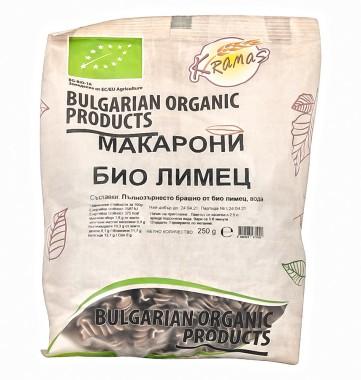 Макарони от лимец - био - 250 г
