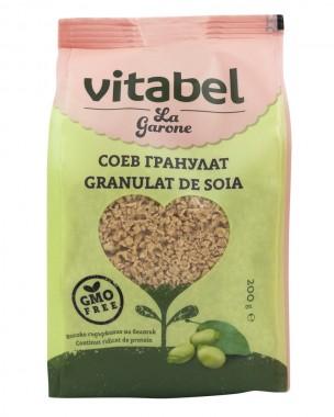 Соев гранулат Vitabel - 200 г