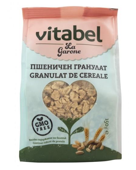 Пшеничен гранулат Vitabel - 150 г, La Garone,  150 г