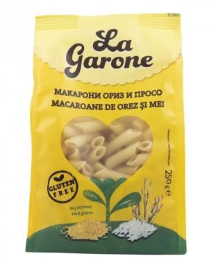 Макарони Ориз и просо - без глутен - 250 г
