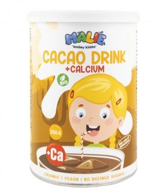 Какаова напитка на прах с калций - био - 250 г