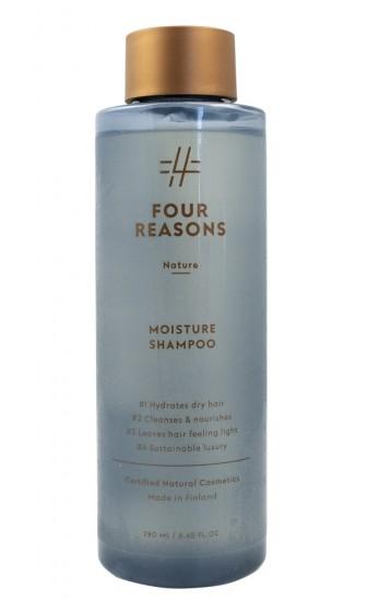 Овлажняващ шампоан, Four reasons,  250 мл