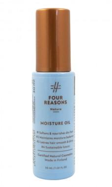 Овлажняващо масло за коса - спрей