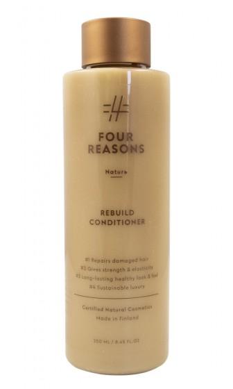 Възстановяващ балсам за увредена коса, Four reasons,  250 мл