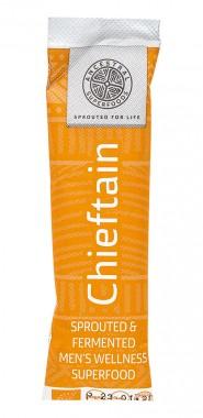Микс от покълнали семена и зърнени култури 'Chieftain' - био