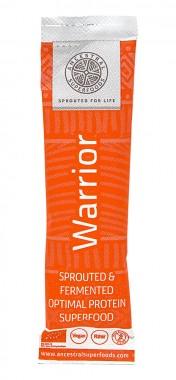 Микс от протеини и сушени плодове с пробиотици 'Warrior' - био