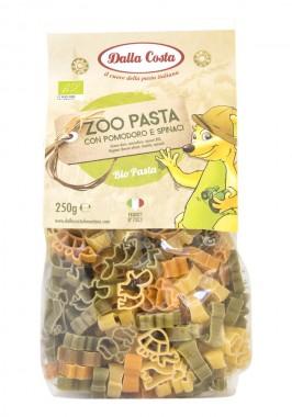 Durum-wheat Tricolori Pasta - Zoo