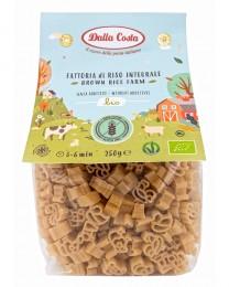 Безглутенови макарони Ферма - био, Dalla Costa,  250 г