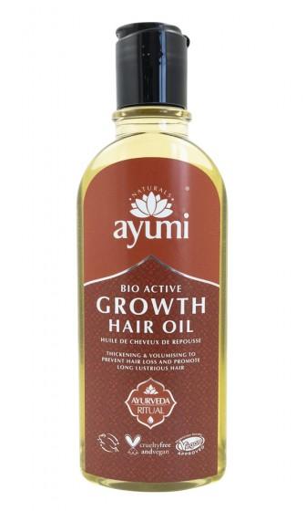 Биоактивно масло за растеж на косата, Ayumi,  150 мл