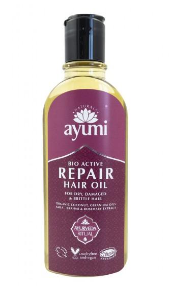 Биоактивно възстановяващо масло за коса, Ayumi,  150 мл
