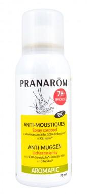 Aromapic Спрей против комари - био