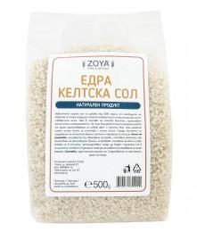 Coarse Guerande Sea Salt, ZoyaBG ®,  250 g,  500 g