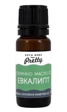 Етерично масло от лимонов евкалипт