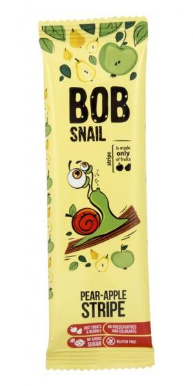 Pear-Apple Fruit Sweets, Bob Snail,  14 g