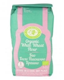 Organic White Wheat Flour, Flora Bio,  1 Kg