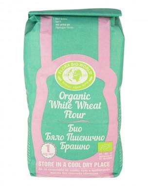 Бяло пшенично брашно - био