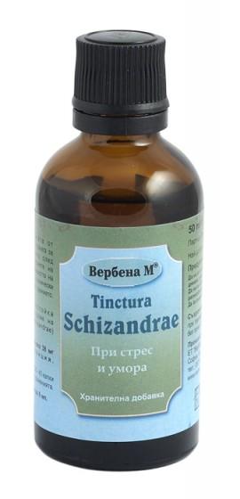 Schizandrae tincture (for stress and fatigue) – 50 ml
