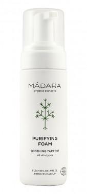 Дълбоко почистваща пяна Мадара (всички типове кожа)