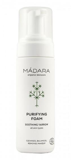 Дълбоко почистваща пяна Мадара (всички типове кожа), Madara,  150 мл