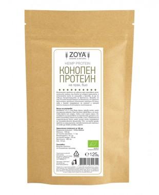 Конопен протеин на прах - био - 125/250 г