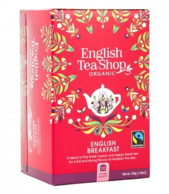 Чай English Breakfast - био