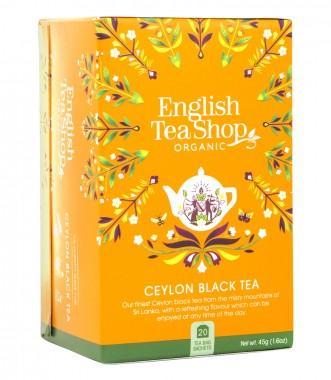 Черен цейлонски чай - био