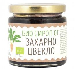 Сироп от захарно цвекло - био, ZoyaBG ®,  280 г