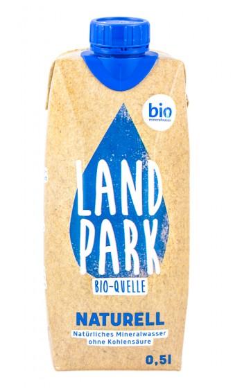 Минерална вода Landpark - био,  500 мл