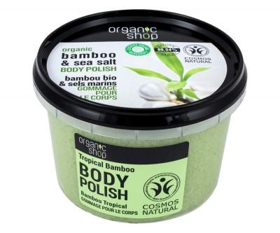 Bamboo and Sea Salt Body Polish