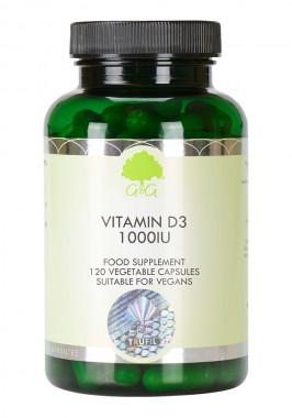 Vegan Vitamin D3 1000iu