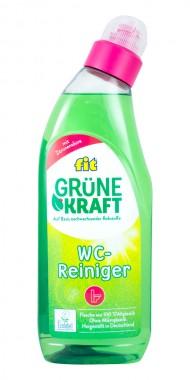 Препарат за почистване на тоалетна с лимонена киселина