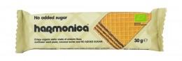 Хрупкава вафла без добавена захар - био, Harmonica,  30 г