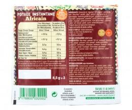 Instant African Vegetable Soup - organic, Nat-Ali,  2 pcs