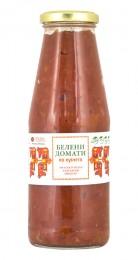 Белени домати на кубчета, Еко Ферма Черга,  680 г