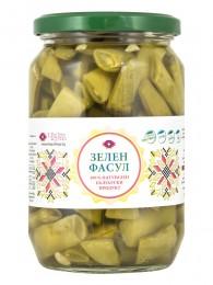 Canned Green Beans, Еко Ферма Черга,  680 g