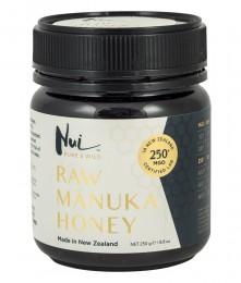 Манука мед MGO 250+, Nui,  250 г