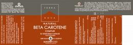 Beta Carotene Complex, Terra Nova,  50 pcs